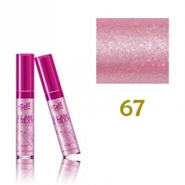 Bell - Brillo de labios Glam&Sexy - 67