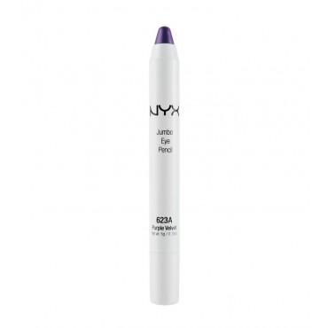 Nyx - Jumbo de ojos - Purple Velvet