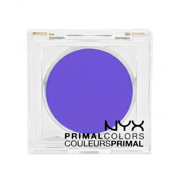 Nyx - Sombra de ojos Primal Colors - Hot Blue