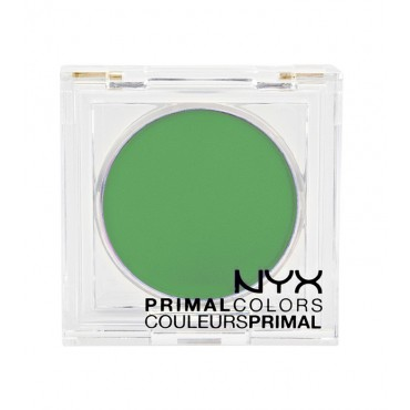 Nyx - Sombra de ojos Primal Colors - Hot Green