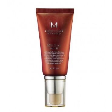 Missha - Perfect Cover BB Cream SPF 42 (50ml) - 31